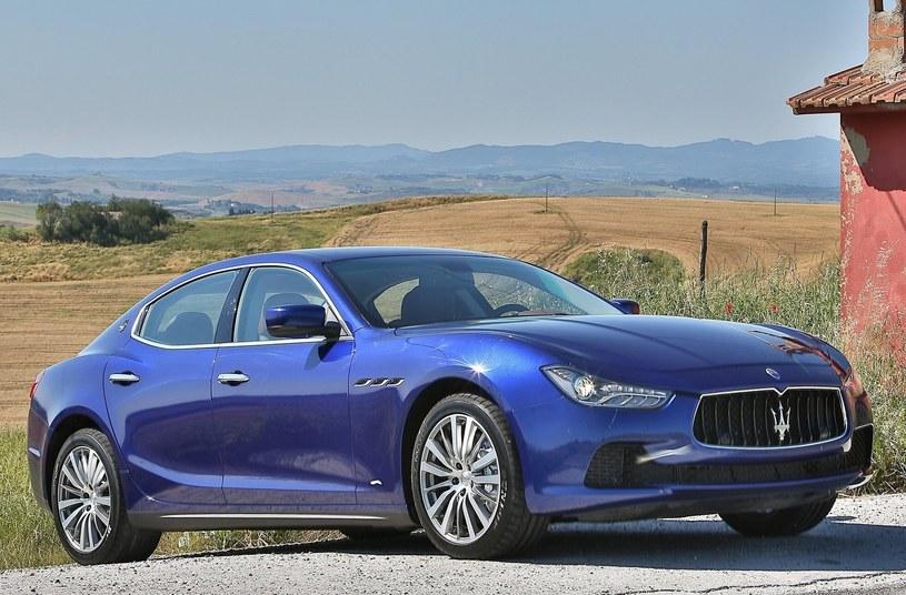 Maserati Ghibli /