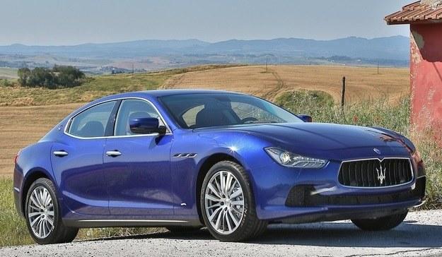 Maserati Ghibli /Maserati