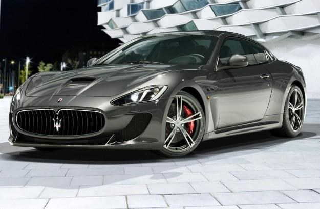 Maserati Gran Tourismo MC Stradale /