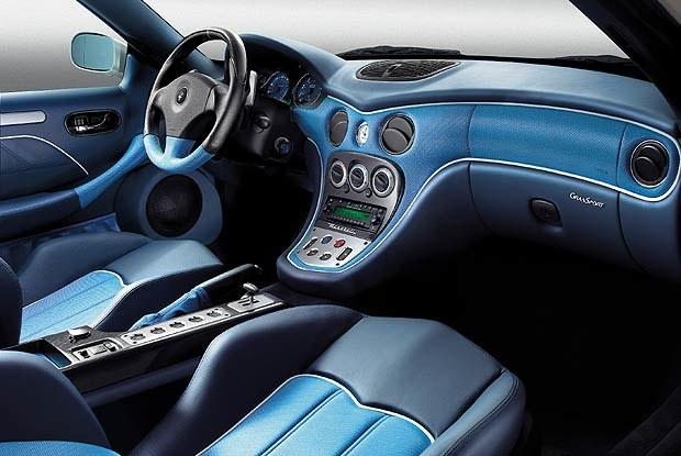 Maserati GranSport (kliknij) /INTERIA.PL