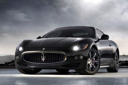Maserati granturismo S / Kliknij /INTERIA.PL