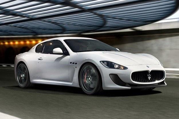 Maserati granturismo stradale /