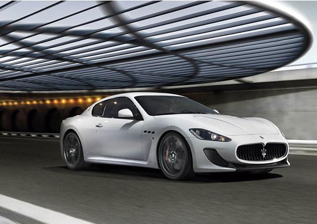 Maserati GranTurismo /Discovery Science