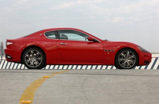 Maserati granturismo /INTERIA.PL
