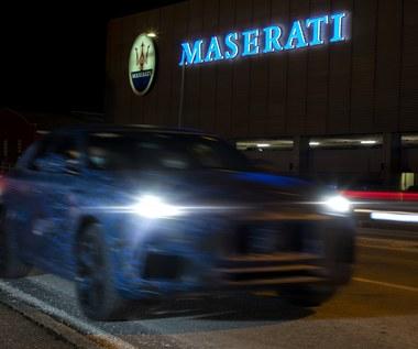 Maserati Grecale - pierwsze zdjęcia zupełnie nowego modelu