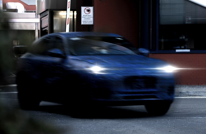 Maserati Grecale /