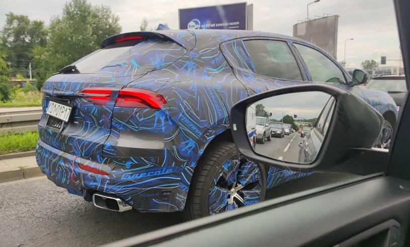 Maserati Grecale /INTERIA.PL
