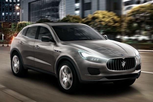 Maserati kubnag /