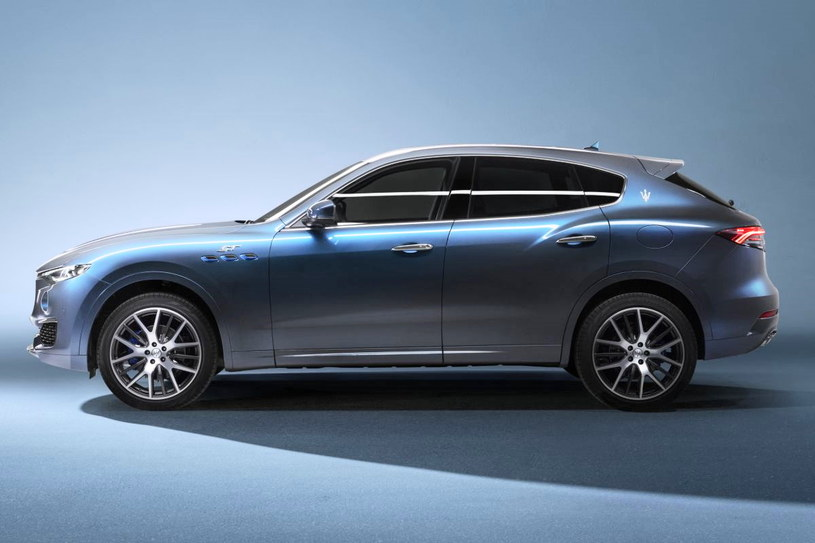 Maserati Levante Hybrid /