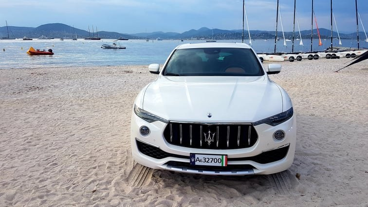 Maserati Levante Hybrid /INTERIA.PL