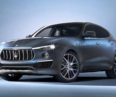 Maserati Levante z napędem hybrydowym