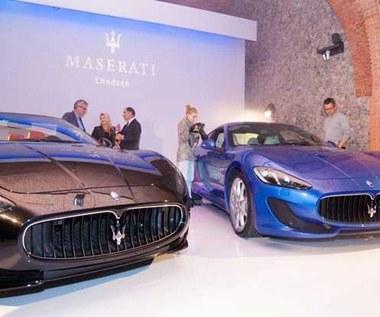 Maserati można już kupować w Polsce!