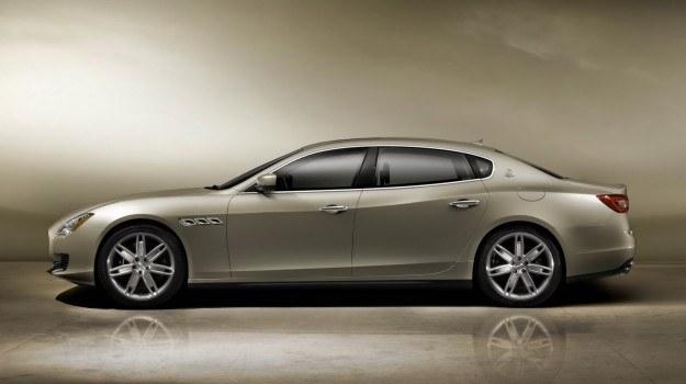 Maserati Quattroporte (2013) /Maserati
