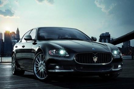 Maserati quattroporte GT S /