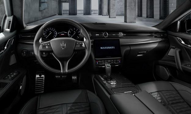 Maserati Quattroporte Trofeo /