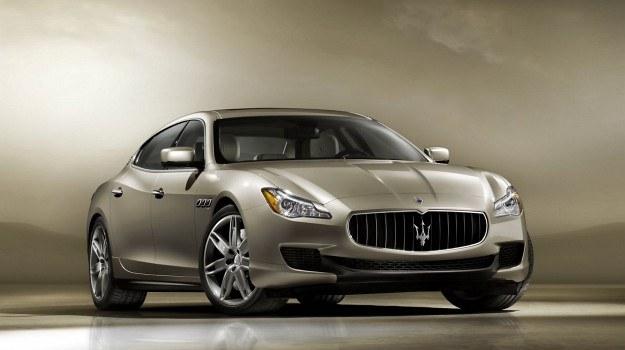 Maserati Quattroporte /Maserati