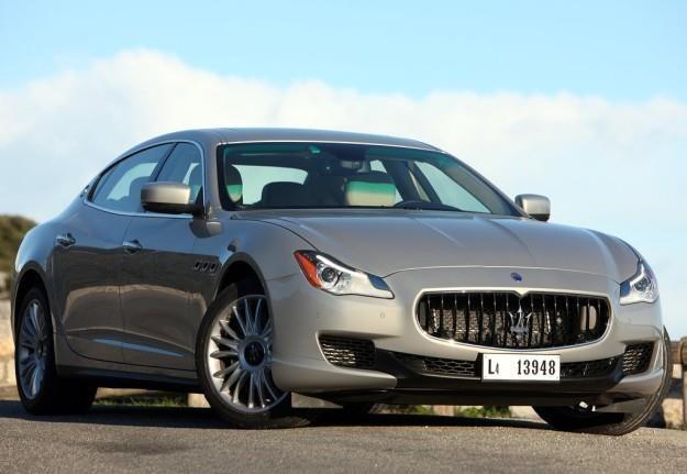 Maserati zanotowało rekordową sprzedaż /