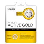 Maska Active Gold marki L'biotica