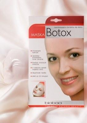 Maska Botox /materiały prasowe