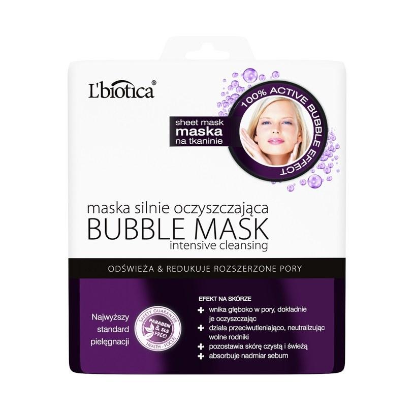 Maska Bubble /materiały prasowe