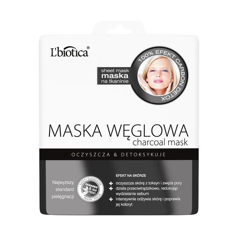 Maska Carbon /materiały prasowe