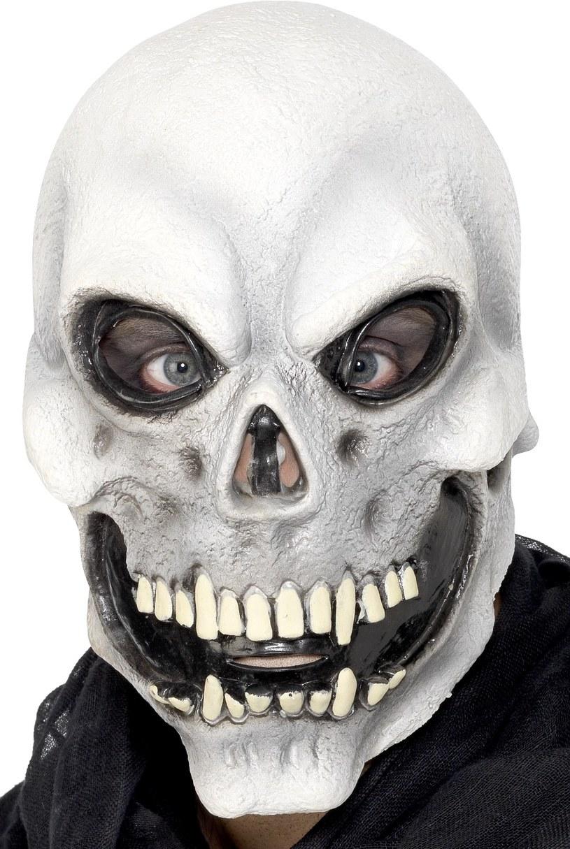 Maska-czaszka /materiały prasowe