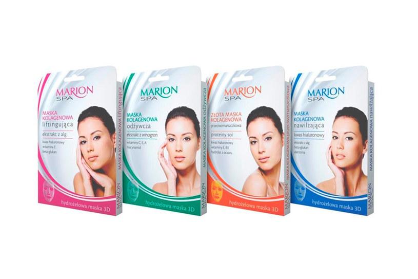 Maski Marion /materiały promocyjne
