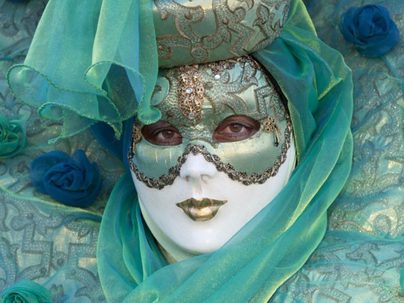Maski weneckie to prawdziwe dzieła sztuki  /© Panthermedia