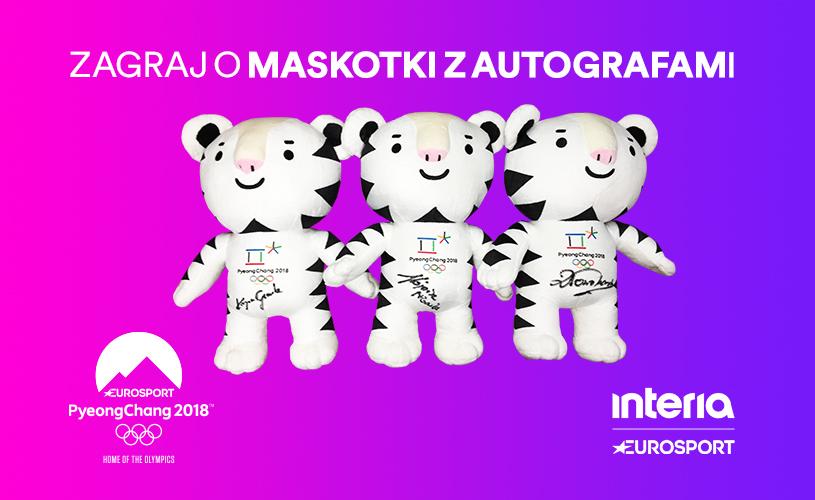 Maskotki olimpijskie /interia /INTERIA.PL
