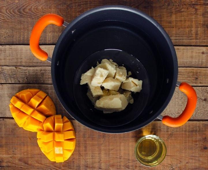 masło do ciała mango /© Photogenica