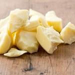 Masło kakaowe: Odmładza, minimalizuje zmarszczki i niweluje rozstępy