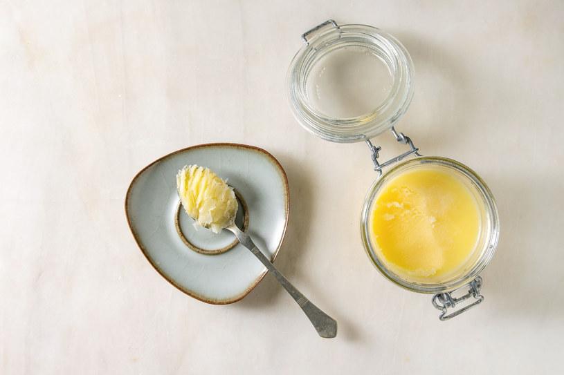 Masło klarowane w bardzo prosty sposób zrobimy sami /123RF/PICSEL