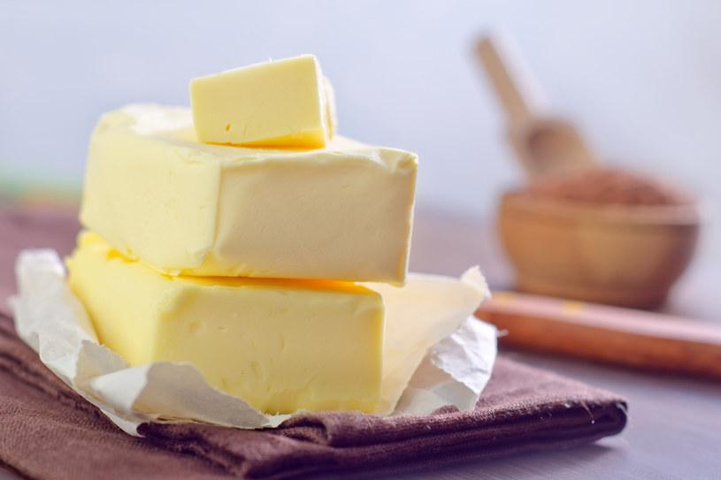 Masło schowaj do zamrażalnika /123RF/PICSEL