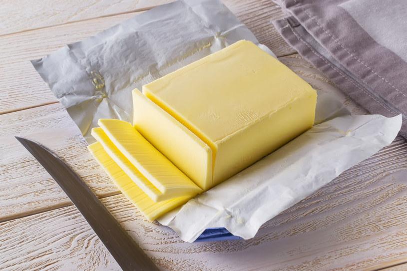 Masło w kostce /©123RF/PICSEL