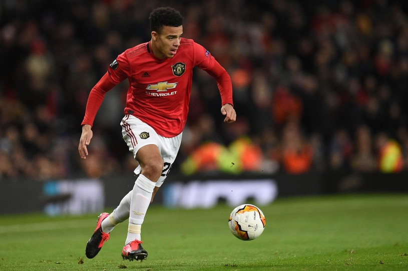Mason Greenwood /AFP