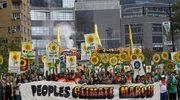 Masowa demonstracja klimatyczna w Nowym Jorku