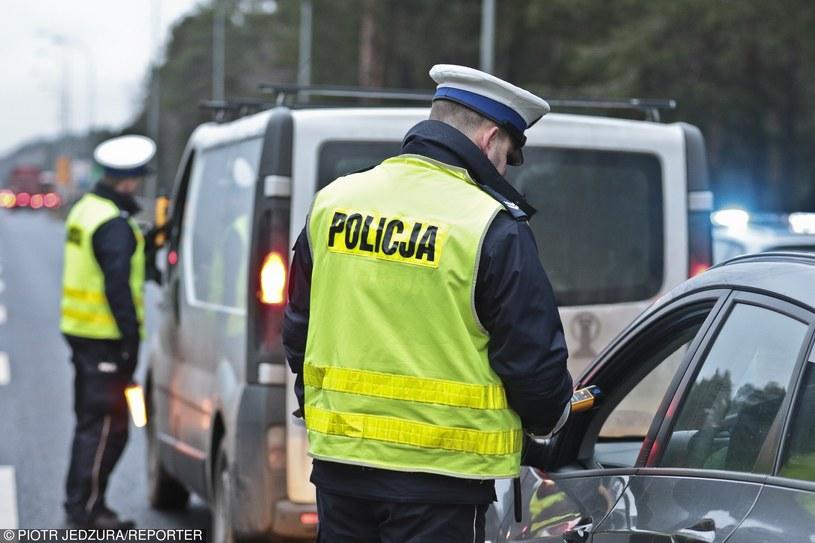 Masowe kontrole trzeźwości nie mają podstaw prawnych /Piotr Jędzura /Reporter