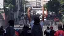 Masowe protesty w Wenezueli. Są ofiary śmiertelne