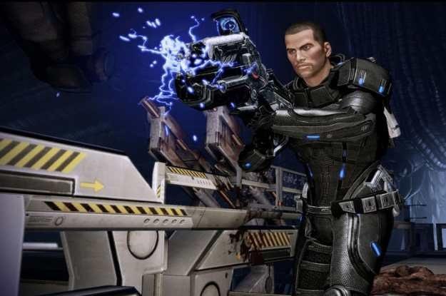 Mass Effect 2 - jedna z gier, przy pomocy których pokazywano funkcje OnLive /materiały prasowe