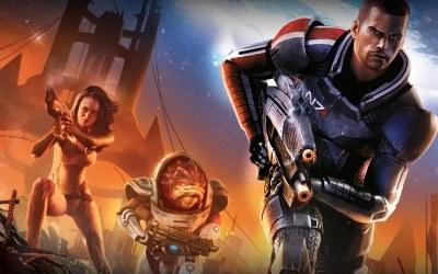 Mass Effect 2 - motyw graficzny /INTERIA.PL