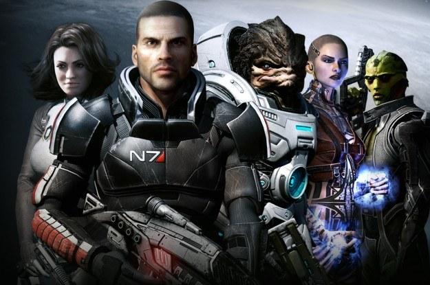 Mass Effect 2 na nowym silniku graficznym? Taka nagroda powinna usatysfakcjonować posiadaczy PS3 /Informacja prasowa