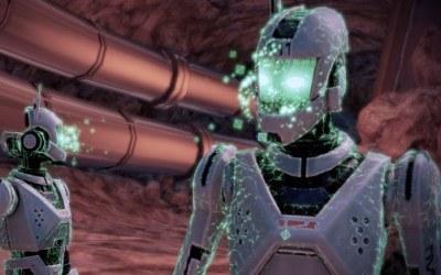 Mass Effect 2: Overlord - motyw z gry /Informacja prasowa
