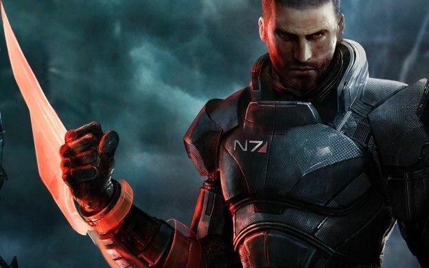 Mass Effect 3 - motyw graficzny /Informacja prasowa