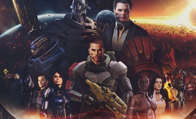 Mass Effect 4 - kwestia fabuły jest jeszcze otwarta /