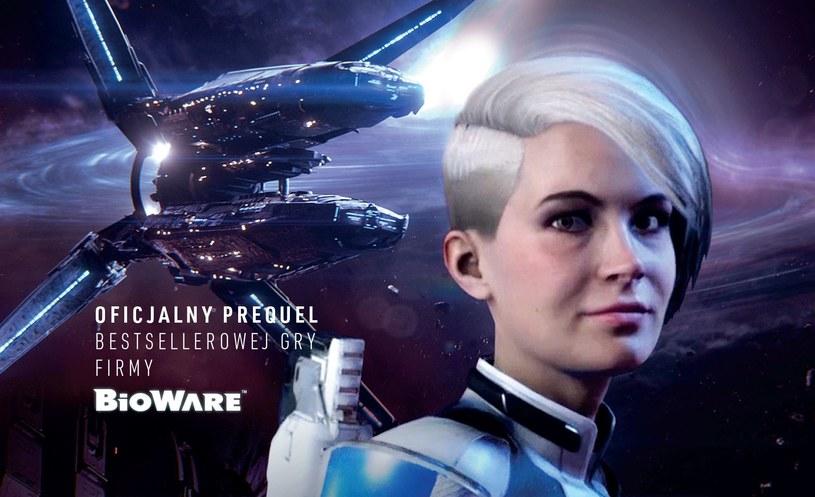 Mass Effect. Andromeda. Inicjacja /materiały prasowe