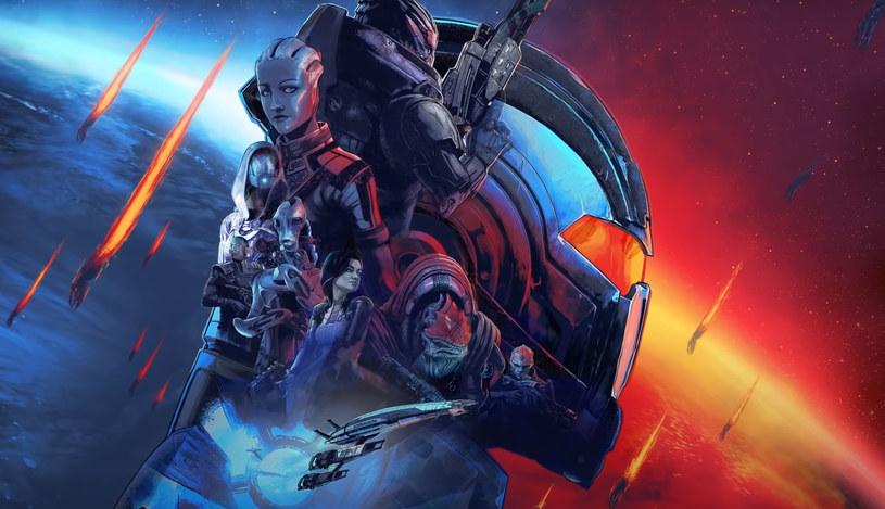 Mass Effect: Edycja Legendarna /materiały prasowe