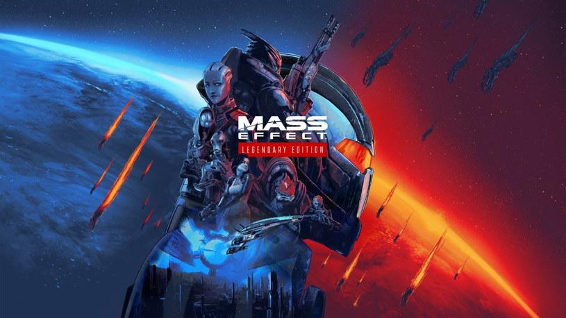 Mass Effect Legendary Edition /materiały prasowe