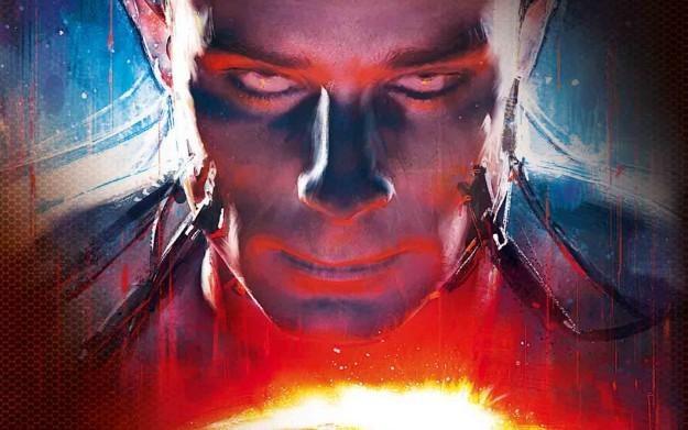 Mass Effect: Odwet - motyw graficzny /Informacja prasowa