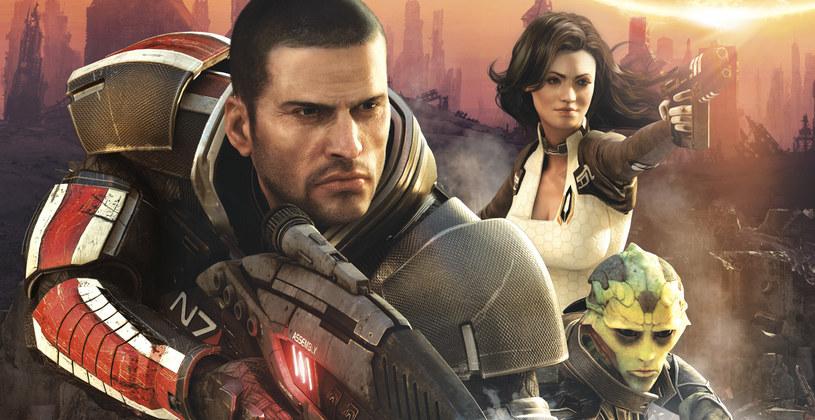 Mass Effect /materiały prasowe