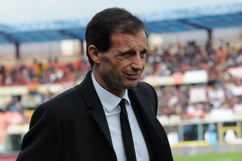 Massimiliano Allegri /AFP